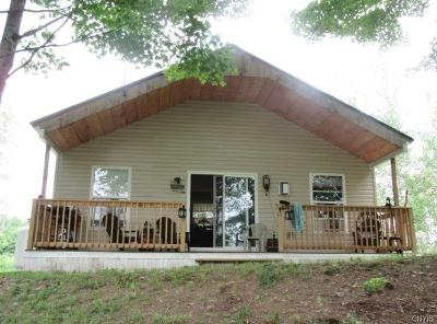 Orwell NY Single Family Home For Sale: $89,900