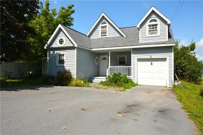 Jefferson County, Lewis County Single Family Home Active Under Contract: 23645 County Route 59