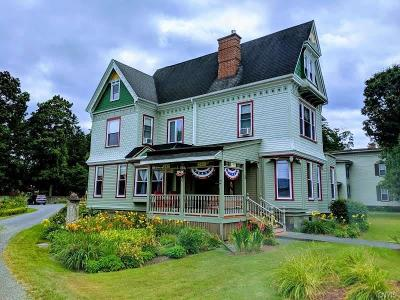 Sherburne Single Family Home For Sale: 3 S Main Street