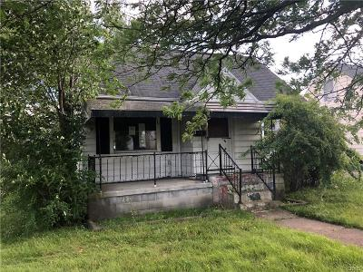 Niagara County Single Family Home For Sale: 3563 Ferry Avenue