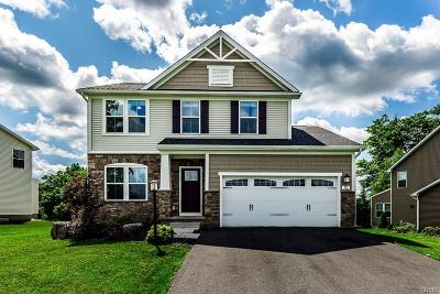 Manlius NY Single Family Home For Sale: $332,800