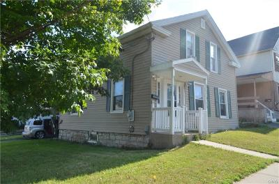 Watertown-City Single Family Home For Sale: 478 Coffeen Street