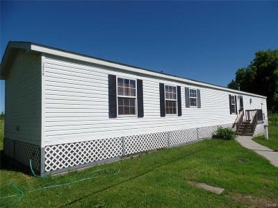 Single Family Home For Sale: 2829 County Route 6