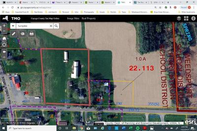 Residential Lots & Land For Sale: 2333 Turnpike Road