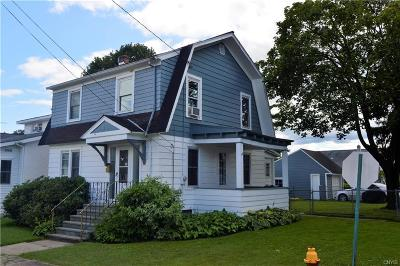 Utica Single Family Home For Sale: 1323 Butternut Street
