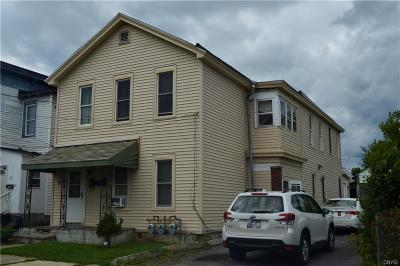 Utica Multi Family Home For Sale: 919 Jay Street