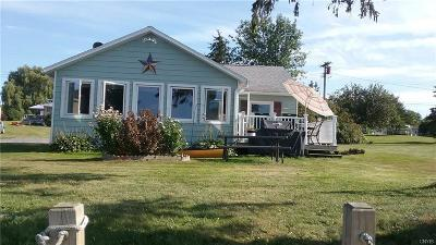 Cape Vincent NY Single Family Home For Sale: $173,900