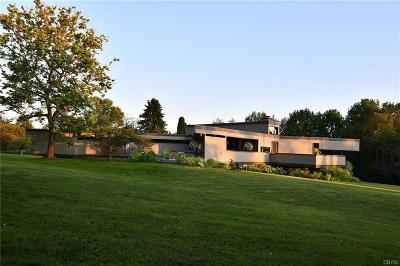 Remsen Single Family Home For Sale: 6186 Military Road