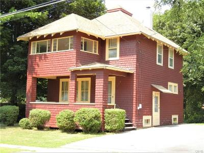 Watertown-City Single Family Home For Sale: 126 Elm Street