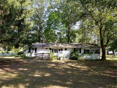 Sylvan Beach Single Family Home For Sale: 920 Woodland Drive