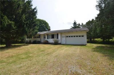 Clinton Single Family Home For Sale: 194 Utica Road