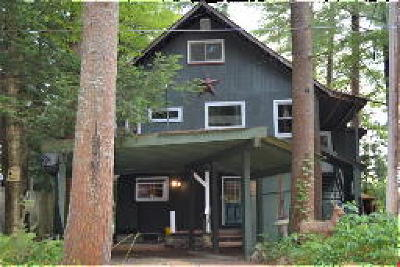 Lewis County Single Family Home For Sale: 7936 Pleasant Lake Road