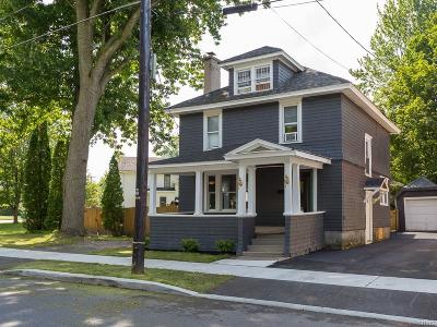 Watertown-City Single Family Home For Sale: 196 Flower Avenue