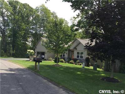 Dewitt NY Single Family Home For Sale: $357,000