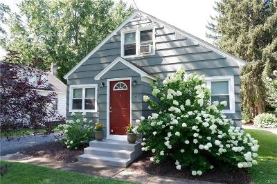 Single Family Home Active Under Contract: 4 Curtis Avenue