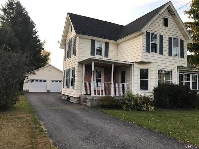 Le Ray Single Family Home For Sale: 163 N Main Street