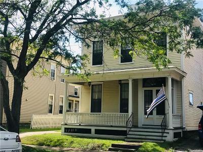 Oswego-City NY Single Family Home For Sale: $134,500