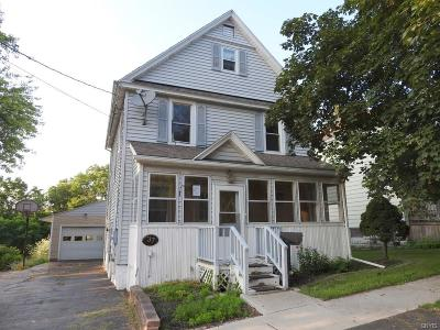 Auburn Single Family Home For Sale: 37 Grant Street
