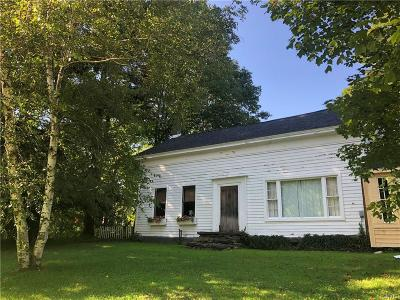 Albion Single Family Home For Sale: 2624 State Route 13