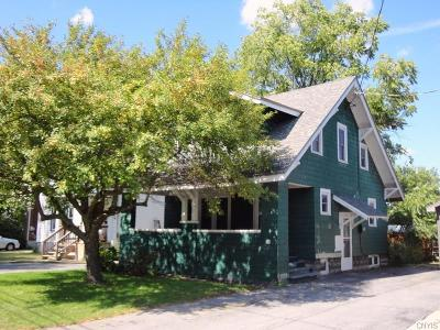 St Lawrence County Single Family Home For Sale: 23 Sterling Street