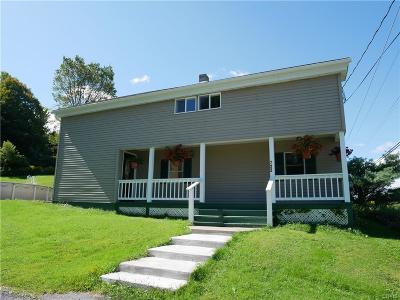 Waterville Single Family Home For Sale: 722 State Route 12