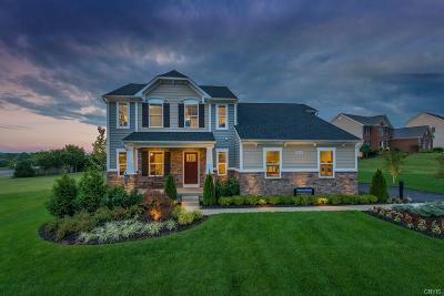 Camillus NY Single Family Home For Sale: $290,490