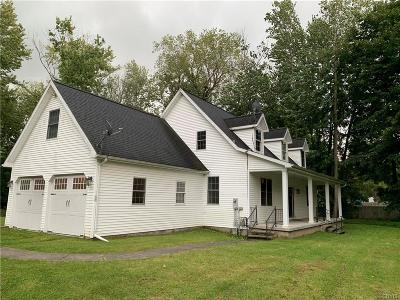 Owasco NY Single Family Home For Sale: $210,000