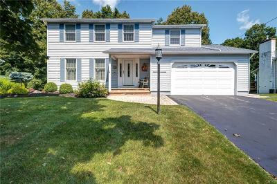 Camillus NY Single Family Home For Sale: $269,900