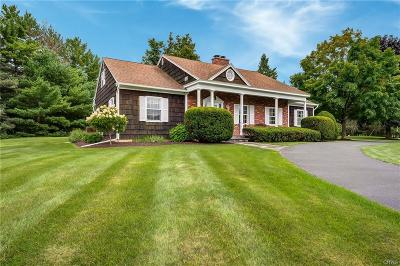 Manlius NY Single Family Home For Sale: $545,000