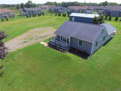Cicero NY Single Family Home For Sale: $262,000