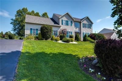 Dewitt NY Single Family Home For Sale: $464,000