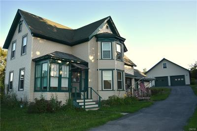 Clayton NY Single Family Home For Sale: $149,900