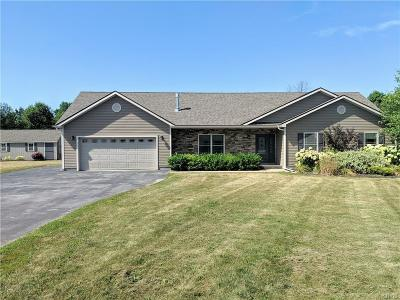 Single Family Home For Sale: 32197 Co Route 20