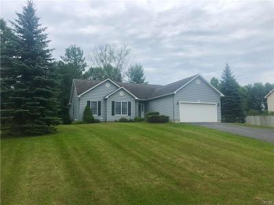 Jefferson County, Lewis County Single Family Home For Sale: 1411 Loomus Drive