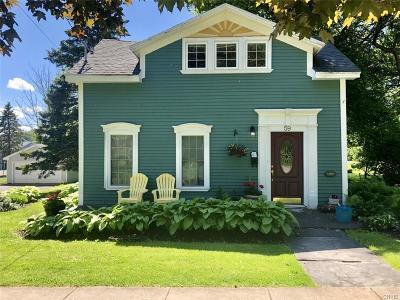 Skaneateles NY Single Family Home For Sale: $280,000