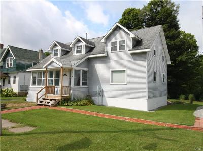 Jefferson County, Lewis County Single Family Home For Sale: 41 Riverside Drive