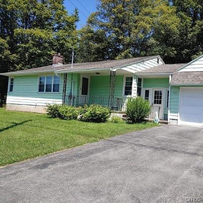Westmoreland Single Family Home Active Under Contract: 5710 State Route 233