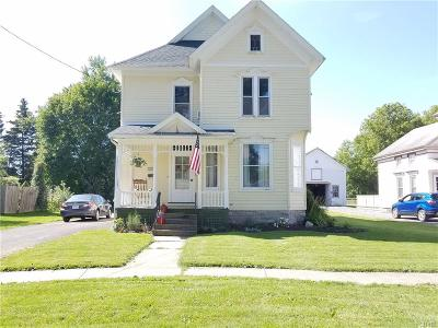Waterville Single Family Home For Sale: 139 W Bacon Street