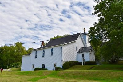 Jefferson County, Lewis County, St Lawrence County Commercial For Sale: Main Street