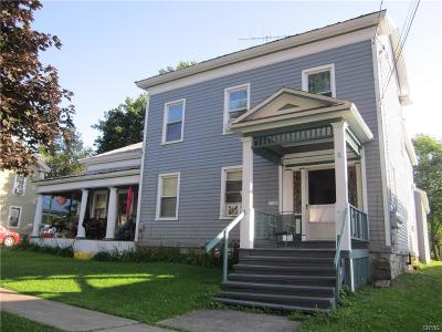 Waterville Multi Family Home For Sale: 124 White Street