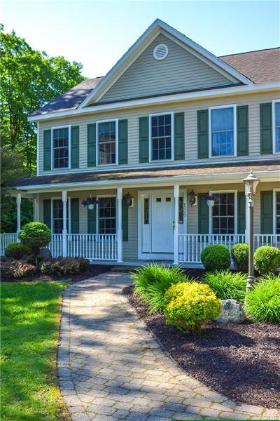 Barneveld Single Family Home Active Under Contract: 138 Hayes Circle