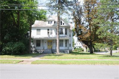 Utica Multi Family Home For Sale: 2500 Genesee Street