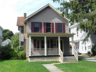 New Hartford Single Family Home For Sale: 56 Oxford Road
