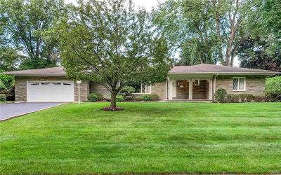 Utica Single Family Home For Sale: 1015 Parkway