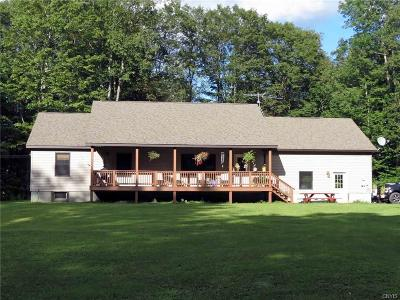 Remsen Single Family Home Active Under Contract: 10165 Dustin Road