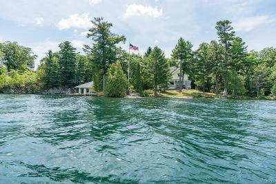 Single Family Home For Sale: 8 Cedar Island