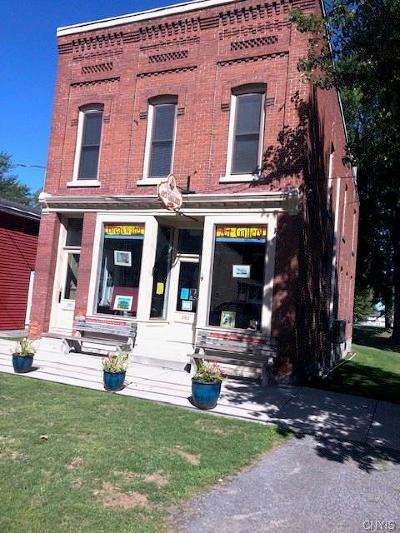 Jefferson County, Lewis County, St Lawrence County Commercial For Sale: 261 E Broadway