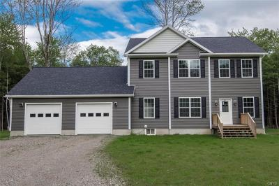 Rome Single Family Home For Sale: 8254 Gore Road