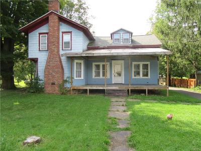 Single Family Home For Sale: 8011 Plainville Road