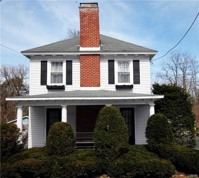 New Hartford Single Family Home For Sale: 56 Paris Road
